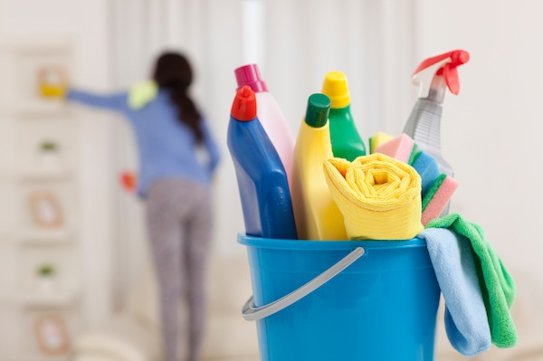 reliable one-off cleaning London